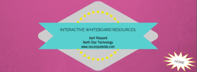 My List of Interactive Whiteboard Sites