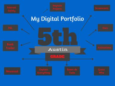 My Digital Portfolio