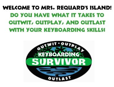 Keyboarding Survivor