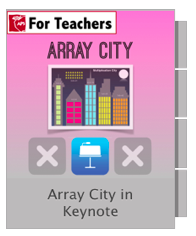 iTunes U Course: Array City