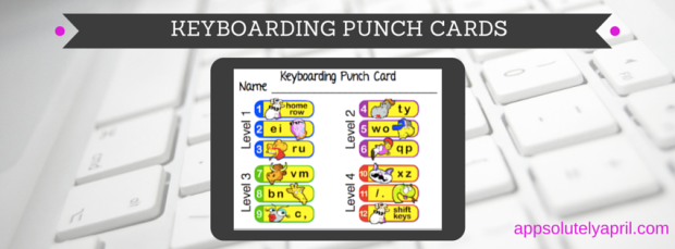 KEYBOARDING PUNCH CARDS