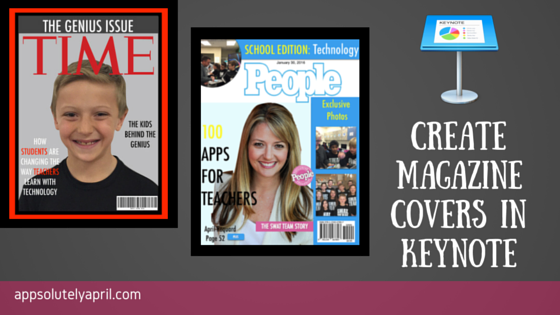 Keynote to CreateMagazine Covers