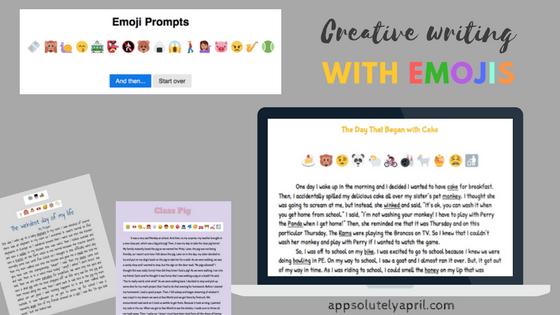 Creative writing copy